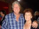 Joe Longthorne with Mrs Lait Potters Bar Wyllotts Theatre 6th June 2014.