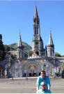 Joe Longthorne Lourdes 2014