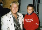 Joe Longthorne and Danny Lait at Stevenage back in 2000, many thanks to dad Terry for the photo.