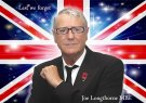 """Lest We Forget"" Joe Longthorne MBE"